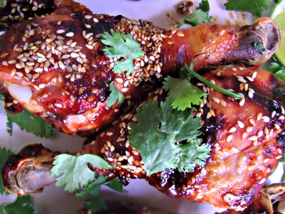 hoisin lime bbq chicken